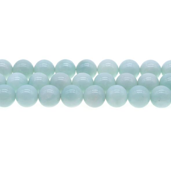 Amazonite Round 12mm - Loose Beads