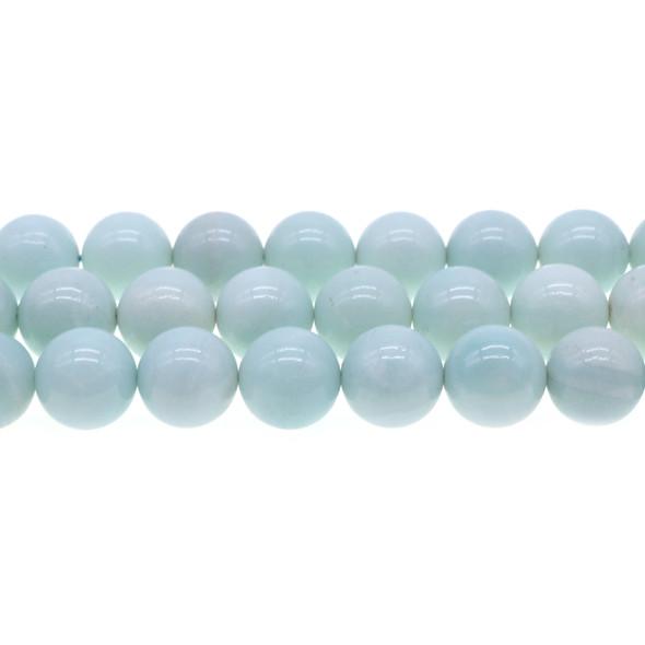 Amazonite Round 14mm - Loose Beads