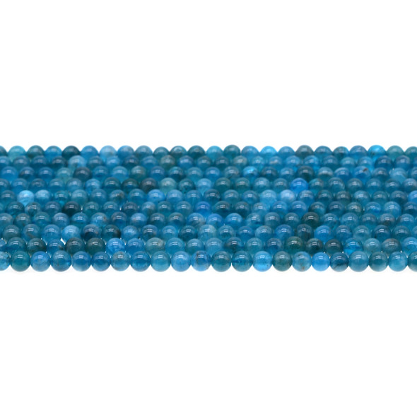 Apatite AA Round 4mm - Loose Beads