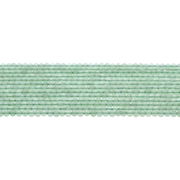 Aventurine Round 3mm - Loose Beads