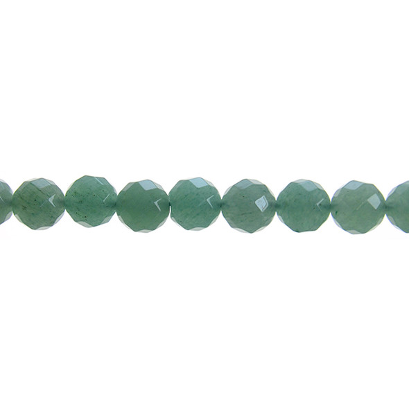 Aventurine Round Faceted 10mm