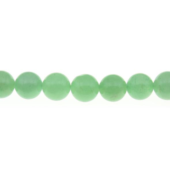 Aventurine Round 14mm - Loose Beads