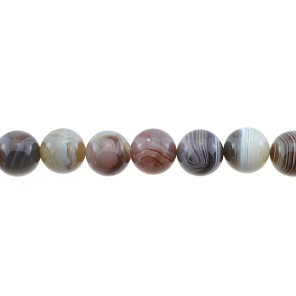 African Bloodstone Round 4mm - Loose Beads