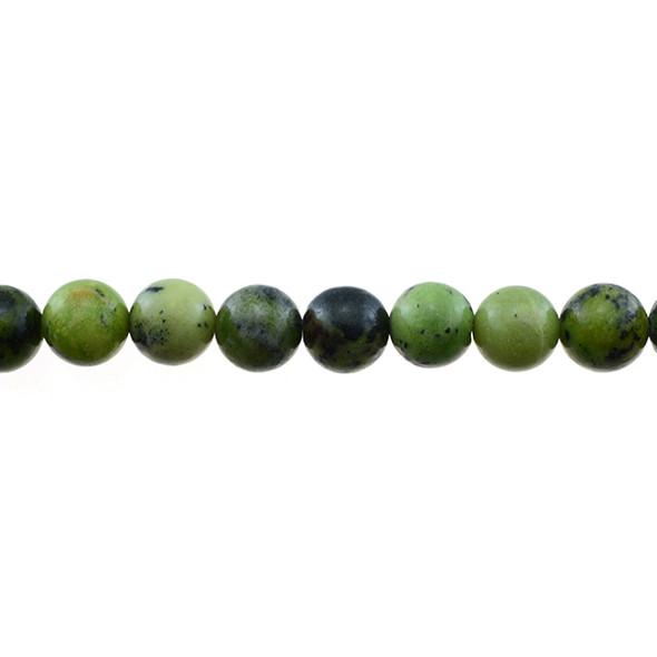 Chrysoprase Australian Jade Round 10mm - Loose Beads