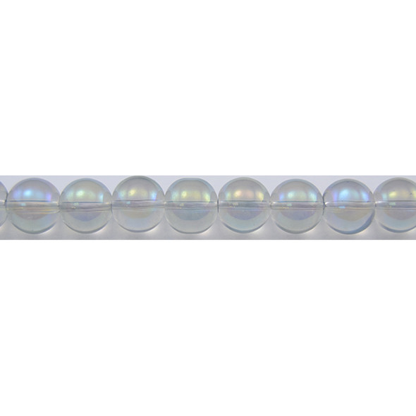AB Blue Crystal Round 10mm - Loose Beads
