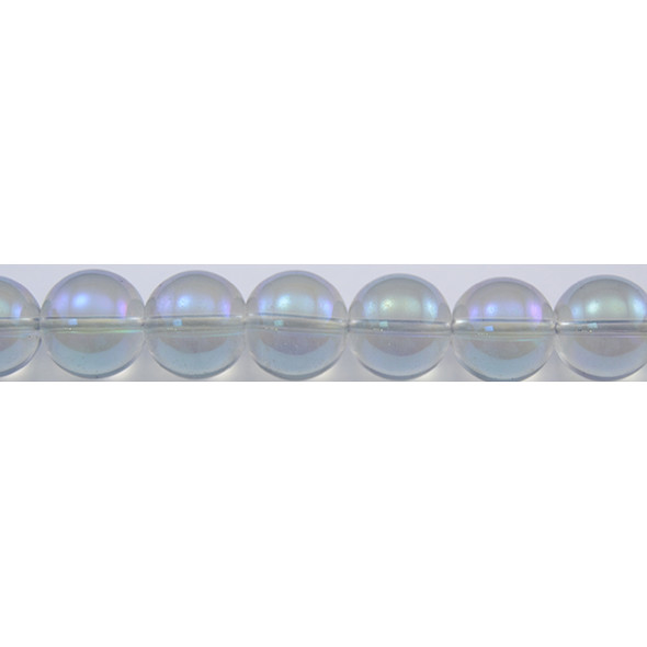 AB Blue Crystal Round 12mm - Loose Beads