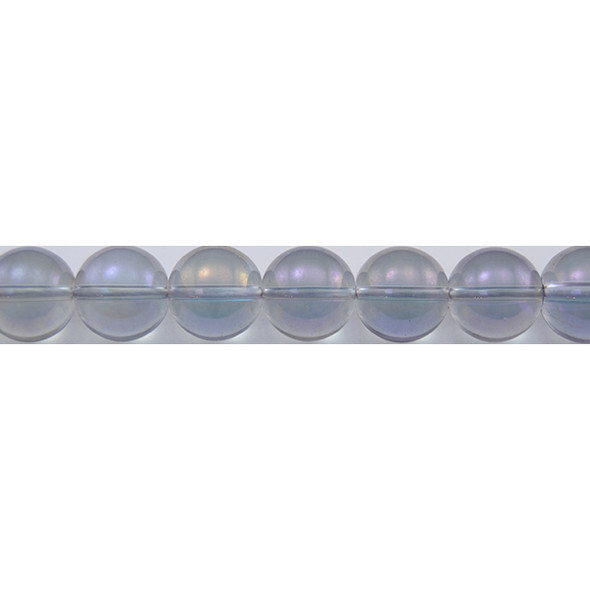 AB Purple Crystal Round 12mm - Loose Beads