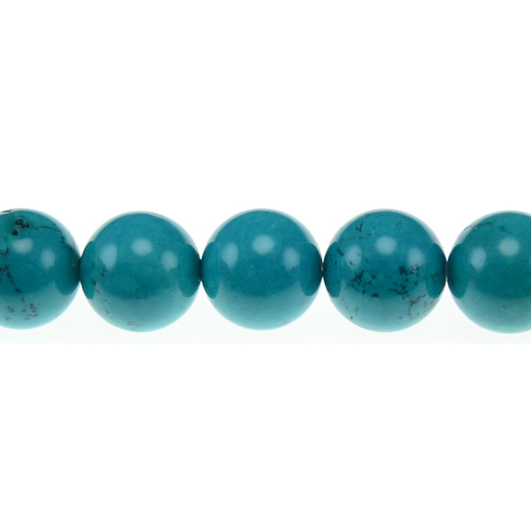 Chinese Turquoise Round 16mm - Loose Beads