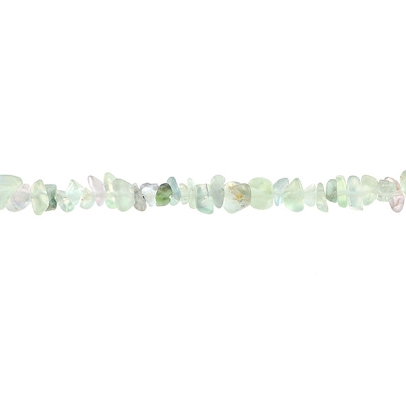 Fluorite Chips 7mm x 7mm x 5mm - Loose Beads