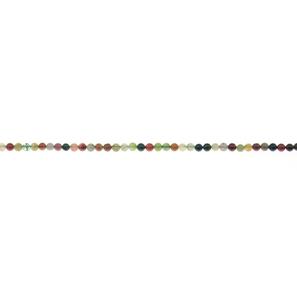 Fancy Jasper Round 2mm - Loose Beads