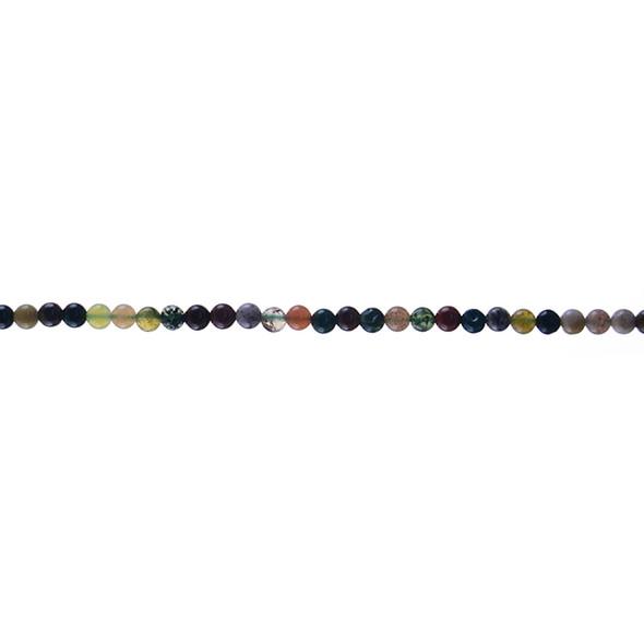 Fancy Jasper Round 3mm - Loose Beads