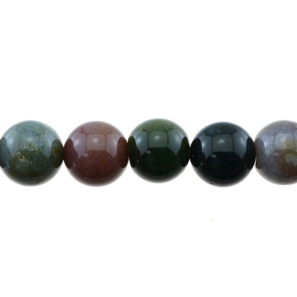 Fancy Jasper Round 16mm - Loose Beads