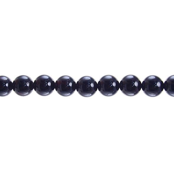 Garnet Round 10mm - Loose Beads