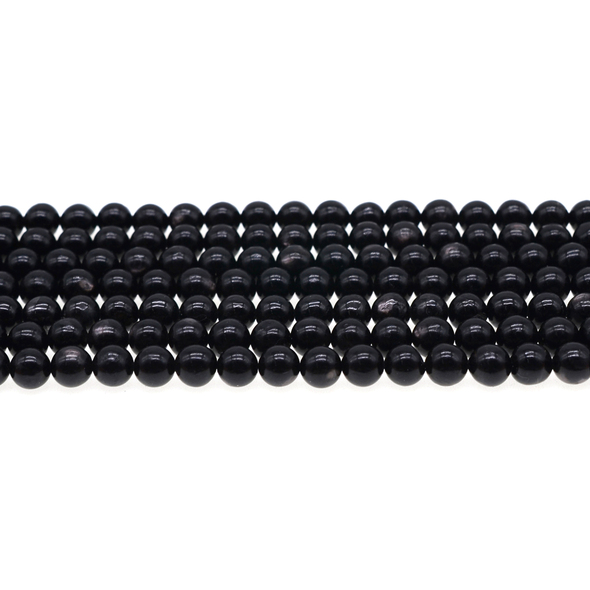 Hypersthene AA 6mm - Loose Beads