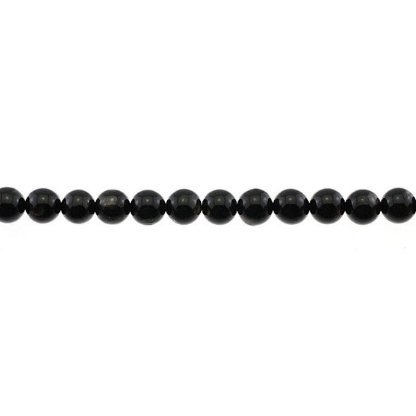 Hypersthene AA 8mm - Loose Beads