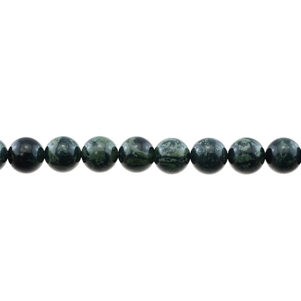 Kambaba Jasper Round 10mm - Loose Beads