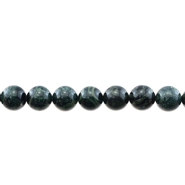 Kambaba Jasper Round 12mm - Loose Beads