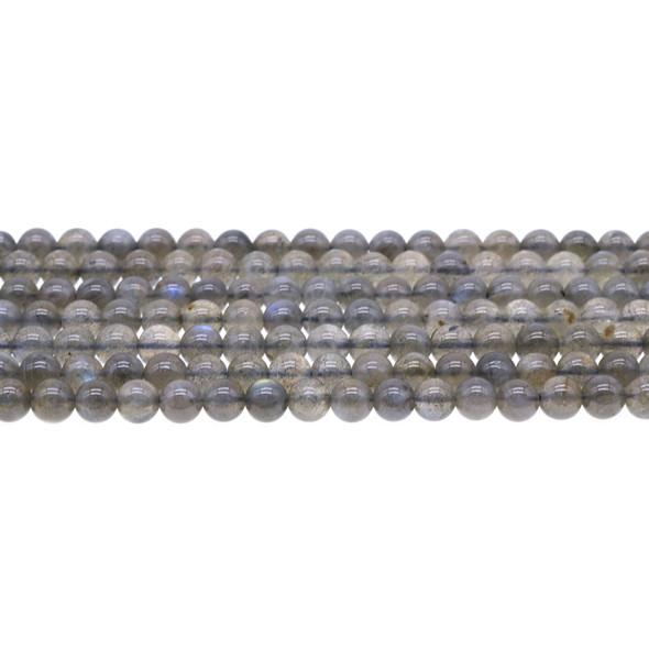 Labradorite Round 6mm - Loose Beads
