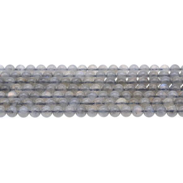 Labradorite AAA Round 6mm - Loose Beads