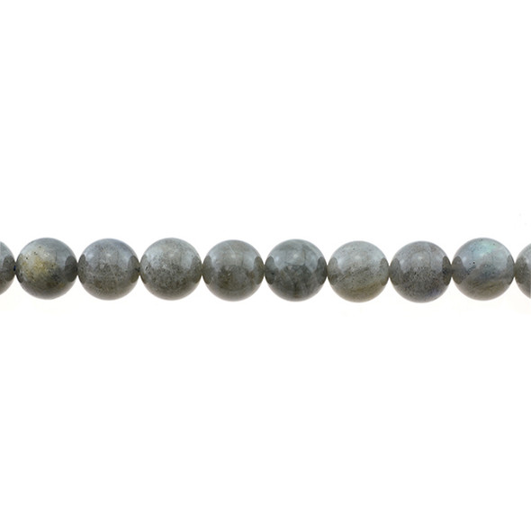 Labradorite Round 10mm - Loose Beads