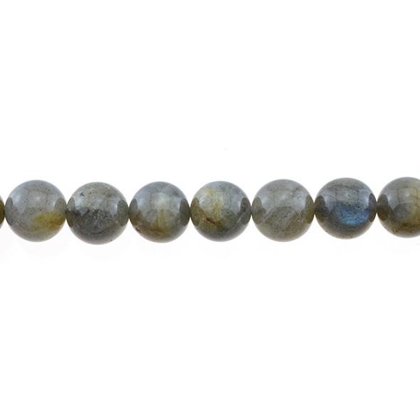 Labradorite Round 12mm - Loose Beads