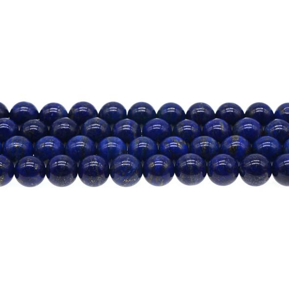 Natural Lapis AA Round 10mm - Loose Beads