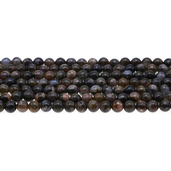 Llanite Round 6mm - Loose Beads