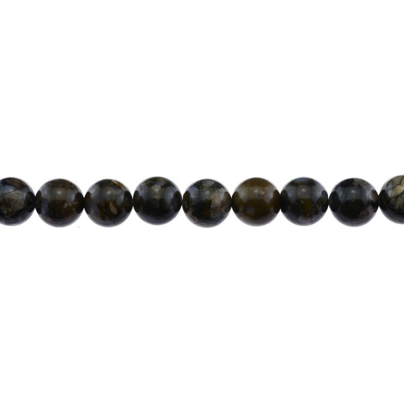 Llanite Round 10mm - Loose Beads