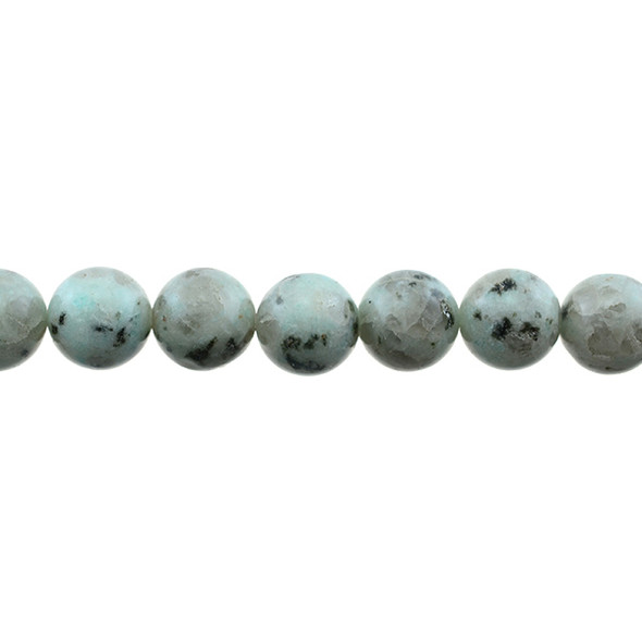 Lotus Jasper Round 12mm - Loose Beads