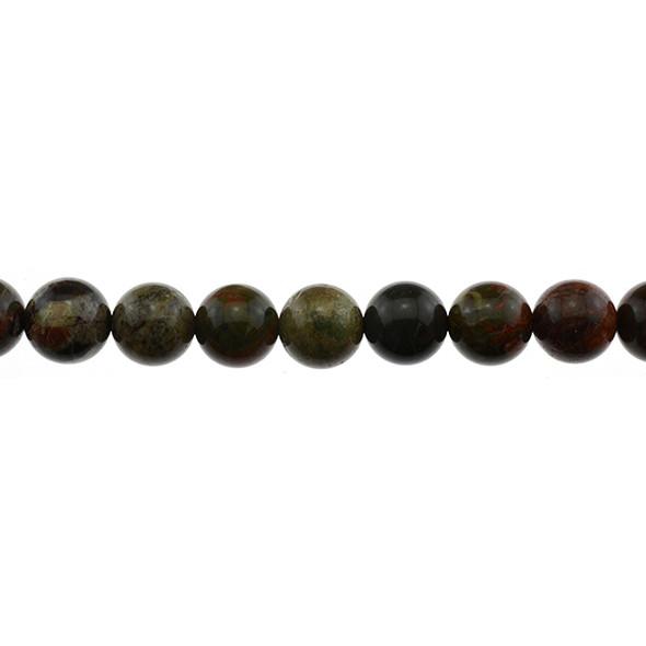 Ocean Jasper Round 12mm - Loose Beads