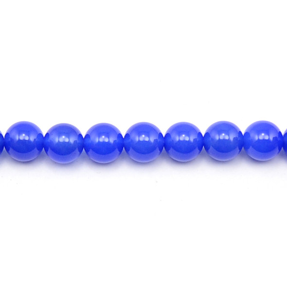 Blue Onyx Round 10mm - Loose Beads