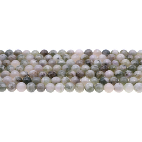 Peace Jasper Round 6mm - Loose Beads