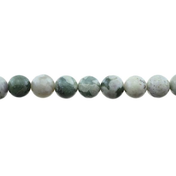Peace Jasper Round 10mm - Loose Beads