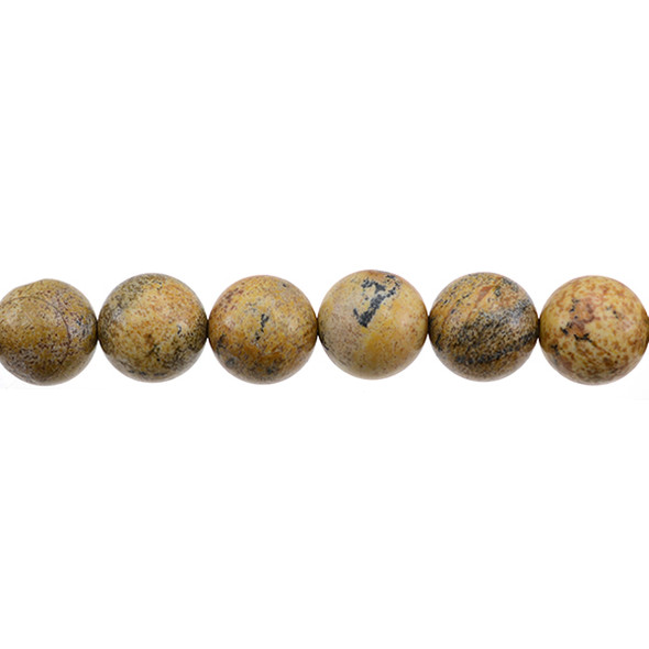 Picture Jasper Round 12mm - Loose Beads