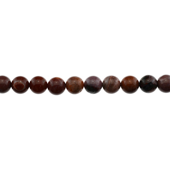 Portuguese Agate Round 10mm - Loose Beads
