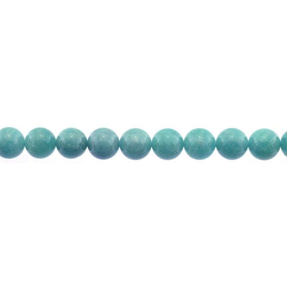 Russian Amazonite Round 10mm - Loose Beads