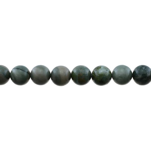Rainbow Mud Jasper Round 10mm - Loose Beads
