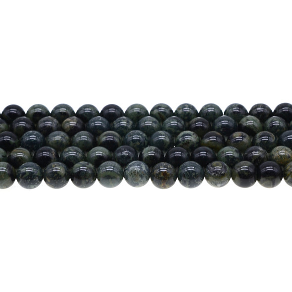 Russian Serpentine Round 8mm - Loose Beads