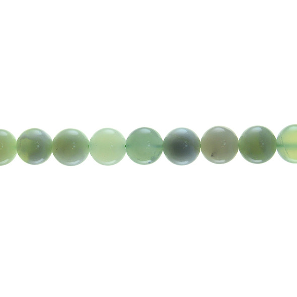 Serpentine New Jade Round Round 10mm