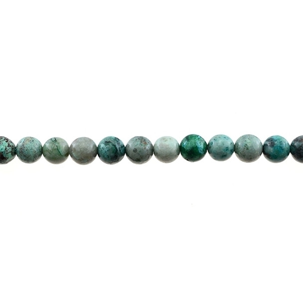 Chrysocolla (A) Round 8mm - Loose Beads
