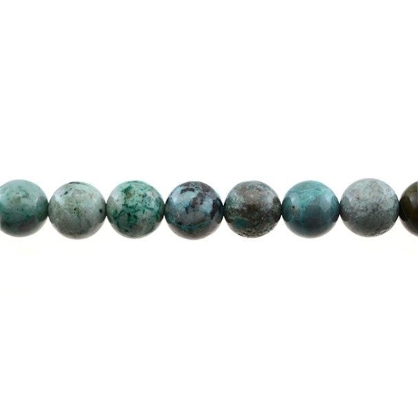 Chrysocolla (A)  Round 12mm - Loose Beads
