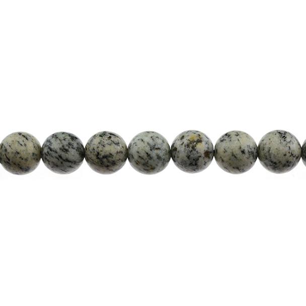 K2 Jasper Round 12mm - Loose Beads