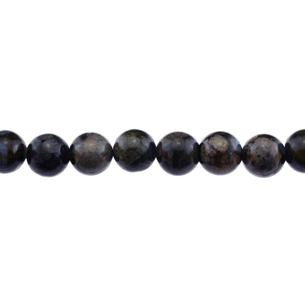 Llanite Round 12mm - Loose Beads
