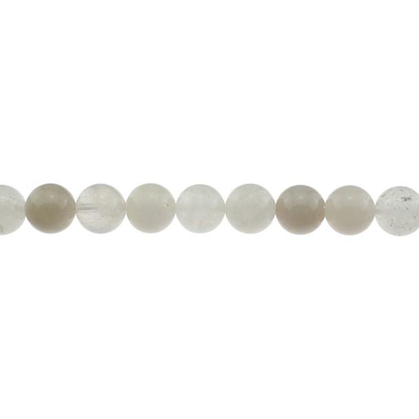 Natural Angola Quartz Round 10mm - Loose Beads