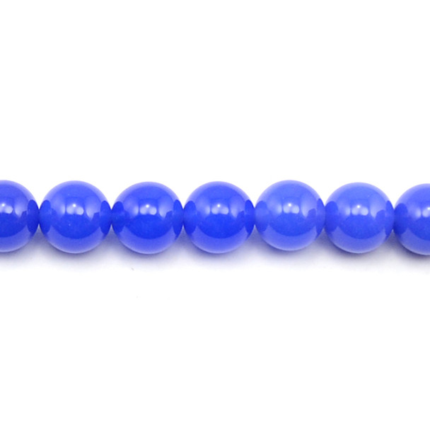 Blue Onyx Round 12mm - Loose Beads