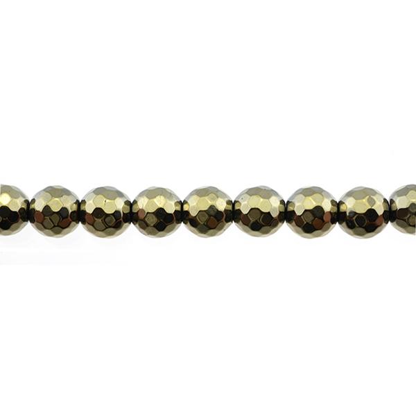 Hematite (Gold)