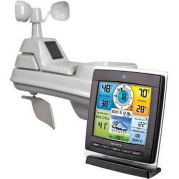 AcuRite 5in1 Color Weather Stn - 01528CH