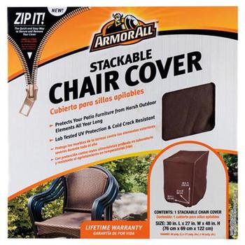 AA Stacking Chair Cov 30x27x48