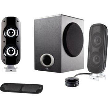 3 pc Powered Speakers