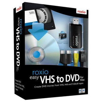 Easy VHS to DVD for Mac